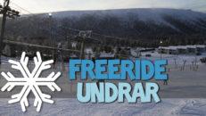 Freeride Undrar: Har du premiäråkt än?