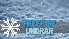 Freeride Undrar: Får du en vit jul i år?