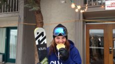 """Emma efter guldet: """"Jag skall åka skidor för pengarna"""""""