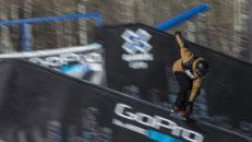X Games Live: Snowboard slopestylekval (18:50)