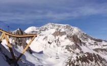 Senaste prylen: Skid- och snowboard-Bungee Jump