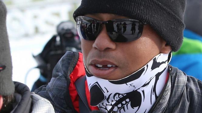 Thug Woods i Cortina
