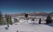 Jossi Wells nollsnurrar hela slopestylen