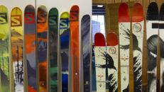 Prylspaning! Här är nästa års skidor