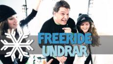 Freeride Undrar: Vad tycker vi om VM-låten?