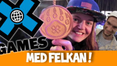 X Games 2015 part 3 med Felkan
