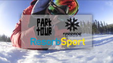 FREERIDES PARKTOUR – Falu Snowpark