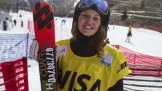 Emma Dahlström tog guld i Park City