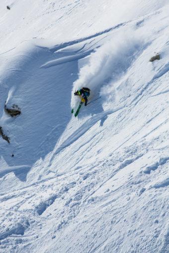 Reine inledde säsongen med en andraplats i Chamonix och får nu ladda om inför Andorra.