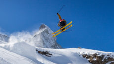 Skiers Cup: Europa tar hem Backcountry Slopestyle