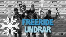 Freeride Undrar: Vem vinner Freeride World Tour?