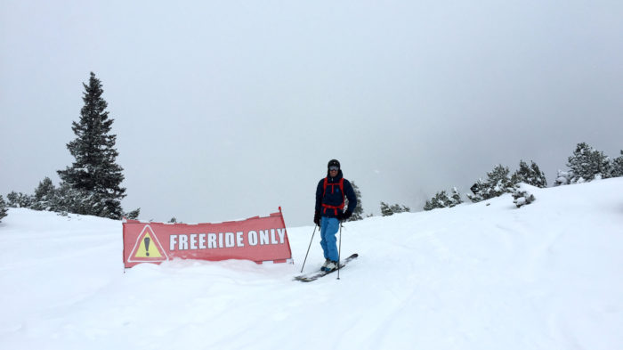 Freeride Only!