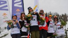 Fyra svenskar till JVM i Freeskiing