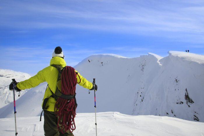 Vår i Narvik ser synnerligen trevligt ut.