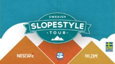 Swedish Slopestyle Tour 2015 #5 – Lindvallen