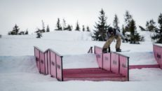 Final Swedish Snowboard Series