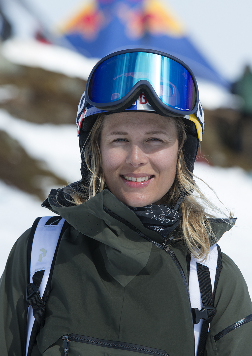 Snowboardakare i koma efter krasch