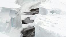 Mer snö i Stryn