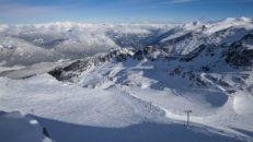 Whistler med pilotptojekt för Horstmanglaciären