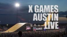 X Games Austin Live Söndag