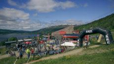 Ungefär 36 timmar Åre bike festival