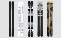 The Bunch pro model för Revision Skis
