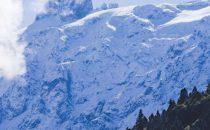 Nysnö i Alperna