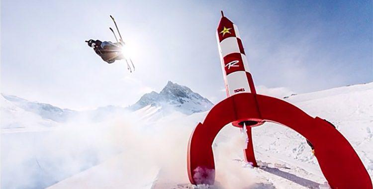 Ett av många världsrekord på skidor - JPV