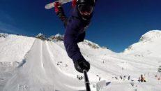 Snowboardgymnasiet med Sven Thorgren