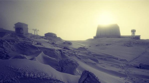 Månlandskap på Åreskutan