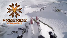 Vinnarfilmerna i de första delkvalen av Freeride Video Awards