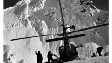 Fullängdare med skidor och snowboard från Ripcurl