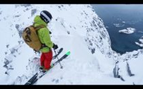 Lindra snöabstinensen med Lofoten video