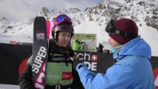 Video: Intervju Lotten Rapp efter FWT Andorra (22/01/16)