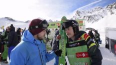 Video: Intervju Wille Lindberg efter FWT Andorra (22/01/16)