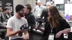 Freeride på ISPO: Den första imfria gogglen?