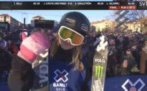 X Games Live: Emma Dahlström i Slopestylefinalen