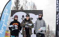 Den svenska touren visade på klass i Kungsberget
