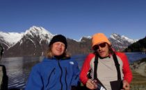 Sail for Ski – Wille och Tom-Oliver på äventyr
