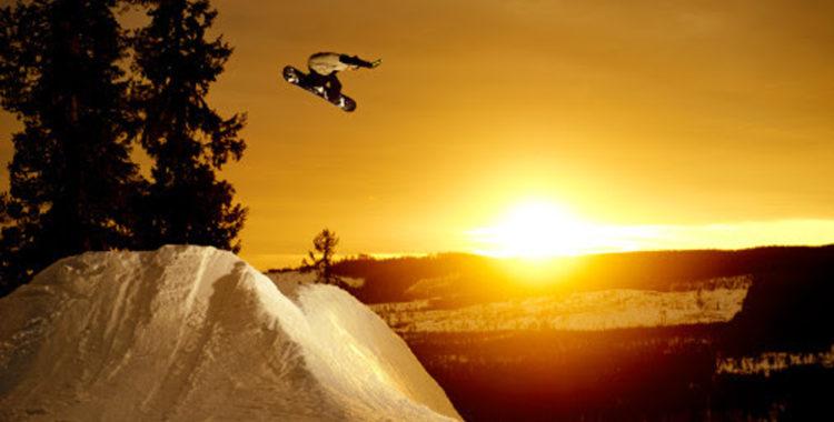 SM för freeski och snowboard till Kläppen