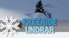 Freeride undrar: Hur mycket skidåkning blev det i år