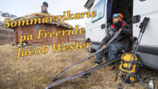 Sommarvikarie på Freeride – Jacob Wester