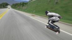 Erik Snaken Lundberg – världens snabbaste skejtare