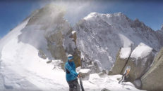 Juli-puder i Chamonix