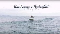 Hydrofoil – vågsurfingens framtid?