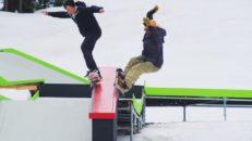 Skateboard + Snowboard = Sant