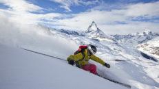 Zermatt – Europas ståtliga garagetak