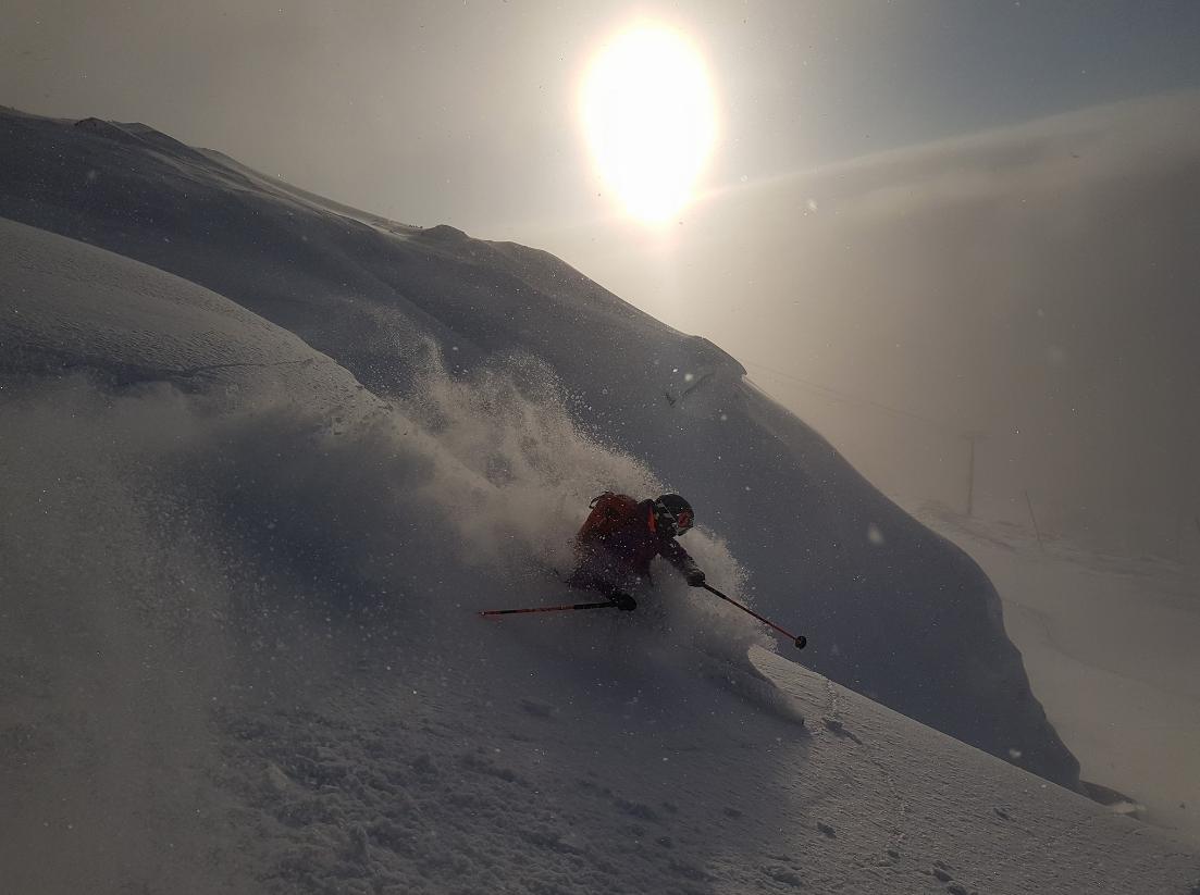 Nu öppnar flera svenska skidanläggningar