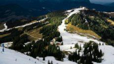 Just Nu: Snöläget i Alperna