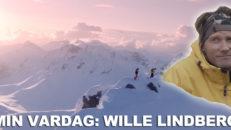 Wille Lindberg till nya höga höjder